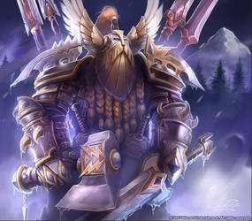 Warcraft - Kulvo Jadefist by SamwiseDidier