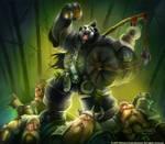 Warcraft - Chen Stormstout