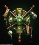 Warcraft - Icon of Pandaria
