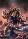 Warcraft - A Lion Among Wolves
