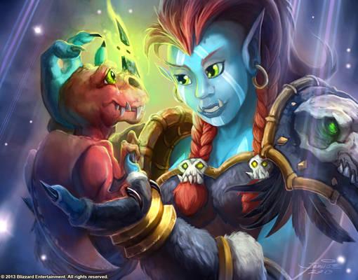 Warcraft - Ouchie!