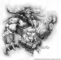Warcraft - Runemaster by SamwiseDidier