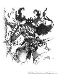Warcraft - Master Druid by SamwiseDidier