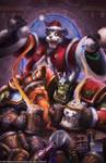 Warcraft - Holiday Card 2012