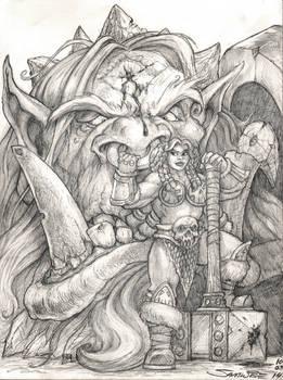 Giant and Dwarf - GiantSlayers II