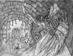 Knight Owl - Base Sketch