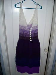 Dress DONE back