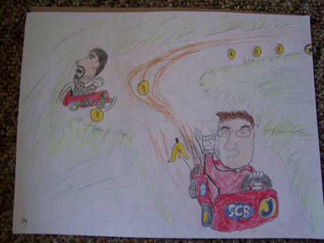 Super Kart-lin Brothers