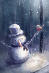 Let it Snow by Brainfruit