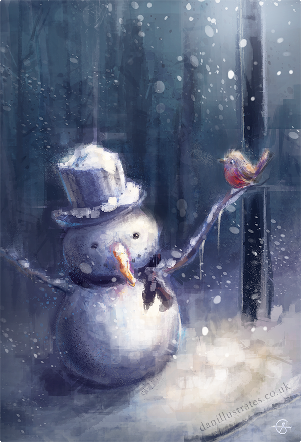Let it Snow by Brainfruit