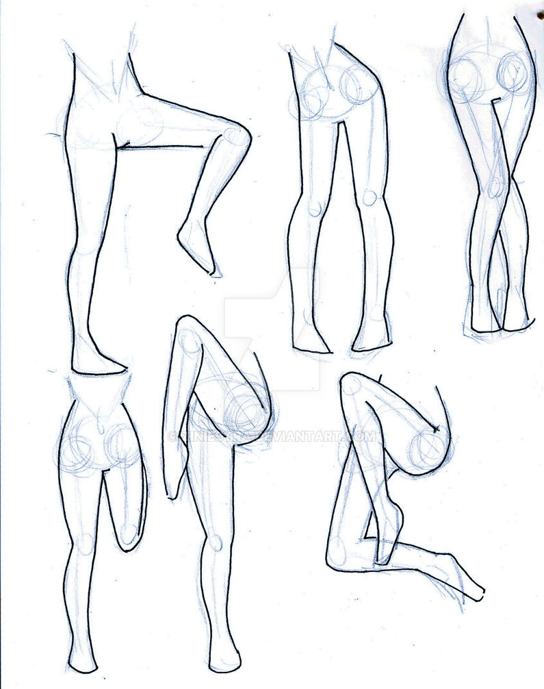 cuerpo femenino manga 3 de 3 by ZINIESTRA on DeviantArt