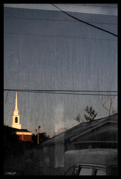 My front window