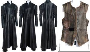 Referance wraith costume