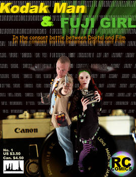 Kodak Man And Fuji Girl cover