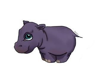 Hippo by scretos