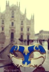 The Mask of Milan by scretos