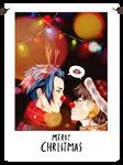 Merry Christmas RenSora couple