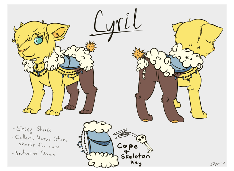 Cyril Reference