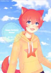 Happy B-day! 09-05-19 by Matsu-tsu