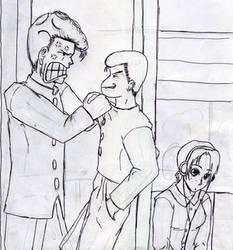 Kuwabara vs. Yusuke: Tiemosho