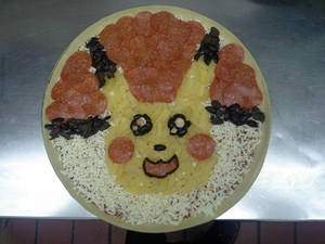 Pizzachu I Choose You!