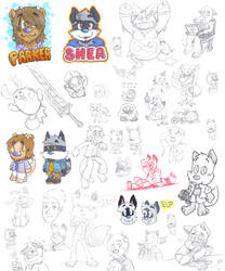 Oodles of Doodles 10