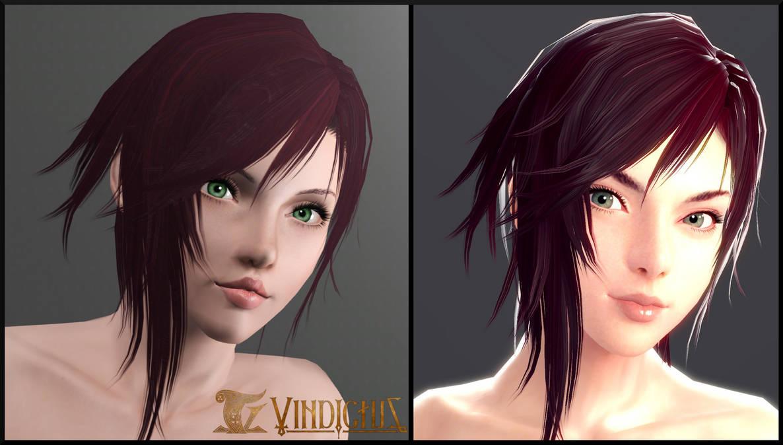 The Sims 3 Vindictus Vella By Tx Slade Xt On Deviantart