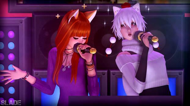 [Sims 4] Karaoke Night