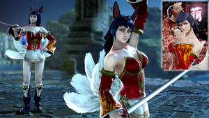 [SoulCalibur VI] Ahri ~ League of Legends by Tx-Slade-xT