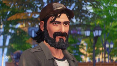 [Sims 4] Telltale's The Walking Dead - Kenny by Tx-Slade-xT
