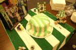 Kisuke Cake by Mieko-Kaida