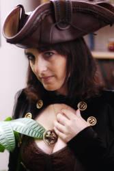 Steampunk Pirate by LindsayDole