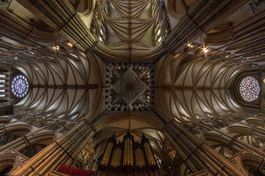 Lincoln Cathedral by amberstudios