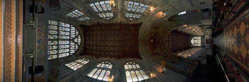 Malvern Priory by amberstudios