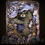 Dragon Journal Cover / Wall Art