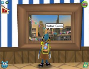 Goodbye Toontown...forever.