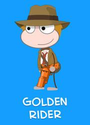 Golden Rider-Version 2