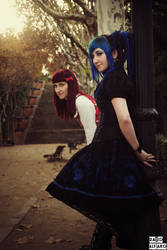 Lievana Sisters by Nadixe