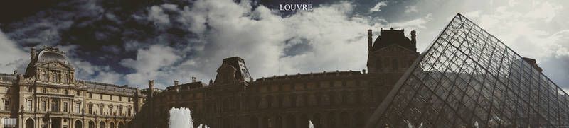 Louvre by Nadixe