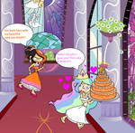 A Not-So Sweet 16 for Marmalade Meringue by Obeliskgirljohanny