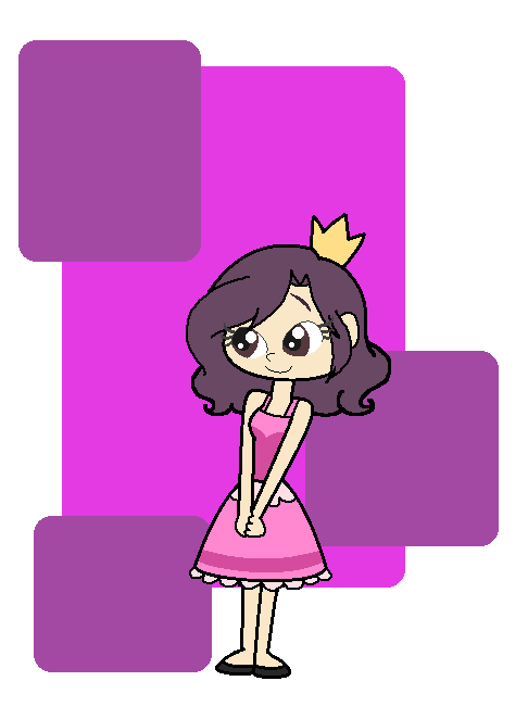 Princess Loo in My Style by Obeliskgirljohanny