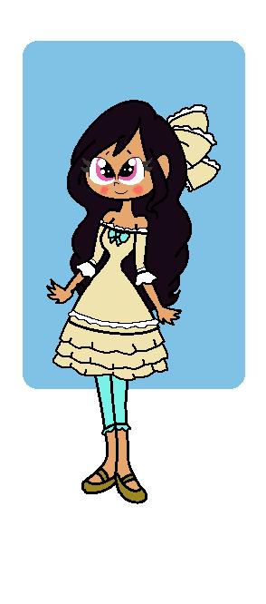 Strawberry rose's princessey country lolita dress by Obeliskgirljohanny