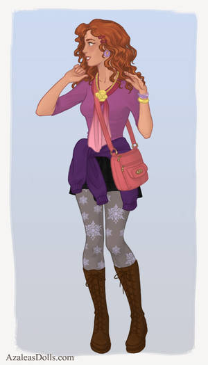 Renesmee Crystallite in Casual Style