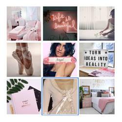 Vanilla Bloom's Moodboard 1