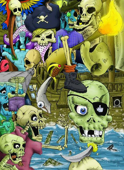 skull randomness by pag3833