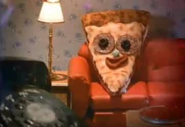 Pizza Head by DarkMagicianmon