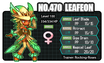 Leafeon ID by Leafeon-RP