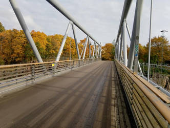 autumn in tololahti 2 - bridge
