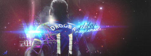 'Ale - Drogba by SoccergraphicDEVIANT