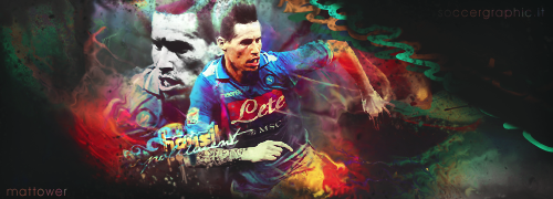 Power ft Mattitatti - Hamsik by SoccergraphicDEVIANT